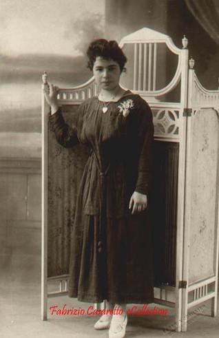 Anna Gubache. 1900s