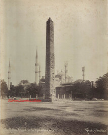 Sultan Ahmed et la Pyramide Muree 158. 1890s