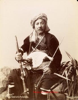 Riche negociant, smyrniote 551bis. 1893