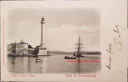 Phare d'Ahir Capou 16. 1890s