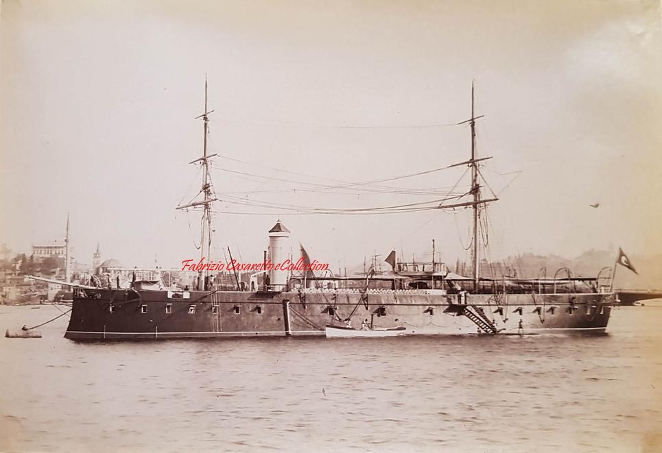 Stationnaire Assar-i-Chevket 1890s