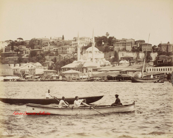 Vue de Scutari 332. 1890s