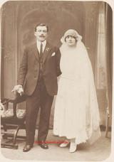 Couple marie. 1890s