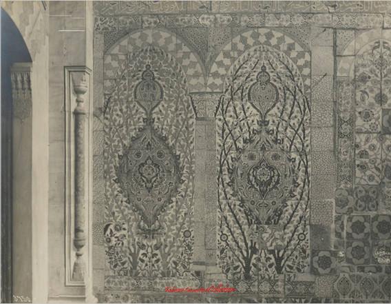 Interieur d'une chambre au Harem de Topkapi 3750. 1890s