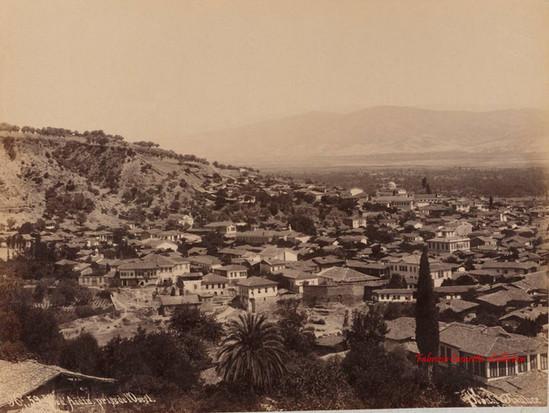 Vue d'Aidin, prise de l'Ouest 59. 1890