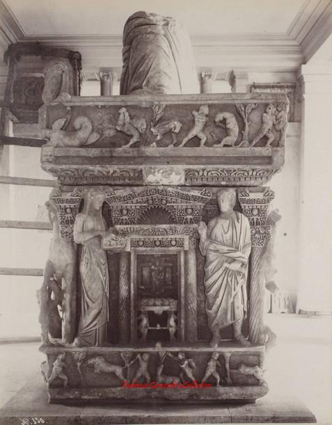 Sarcophage Sidamara 350. 1900s