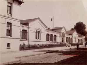 Hopital Francais de Taxim. Constantinople. 1890s