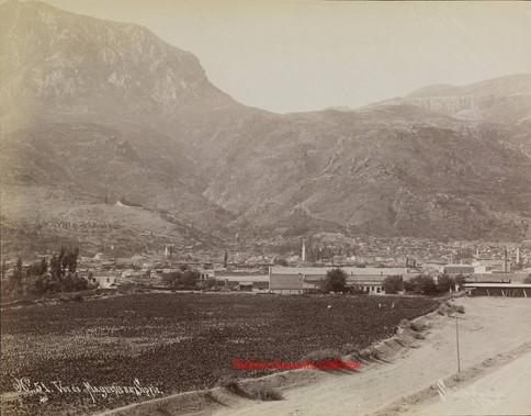 Vue de Magnesie au Sipyle 51. 1890s