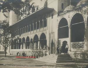 Fontaines des Ablutions de la Mosquee Suleymanie 151. 1895