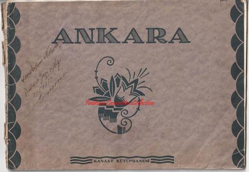 1 - Ankara front cover