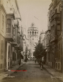 Tour de Galata 186. 1890s