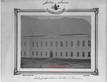 Bursa High School