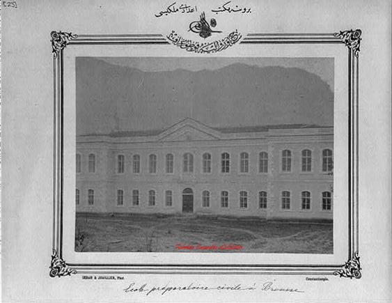 Bursa High School