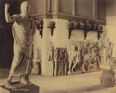 Jupiter de Pergame 24. 1900s