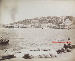 Vue de Scutari 333 bis. 1890s