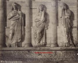Sarcophage des pleureuses 61. 1900s