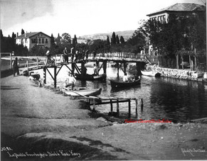 Le Pont de Gourbaghali Dere a Kadi Keuy 21. 1900s