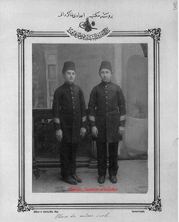 Bursa High School Students