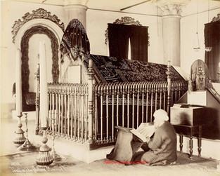 Tombeau du Sultan Mourat I. Brousse 12. 1890s