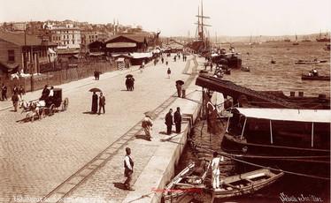 Quais de Constantinople Galata 868. 1900s