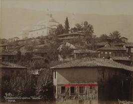 Mosquee verte et quartier Tatarlar. Brousse 67. 1880s