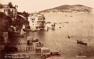 Vue de Prinkipo et de Halki 113. 1890s