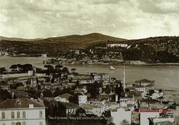 Vue d'Arnaout Keuy sur la Cote d'Europe 319. Bosphore. 1890s