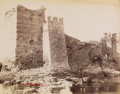 Les murs de Constantinople. 1889