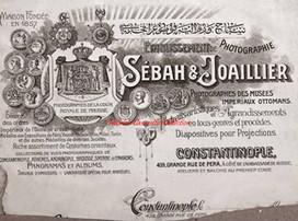 Verso photo 1900s 1