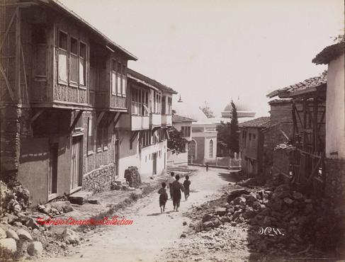 Brousse. Turbes des Sultans Orkhan et Osman 41. 1890s