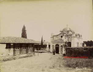 Eglise St Nicolas a Prinkipo 592. 1880s