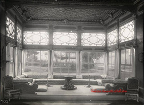 Interieur du Palais Topkapi. Kiosk Sefa. 3227. 1890s