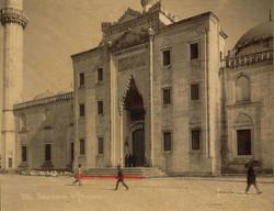 Porte centrale de Suleymanie 822. 1890s