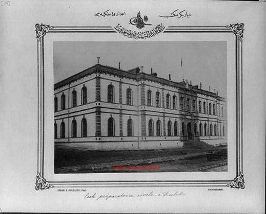 Diyarbakir High School