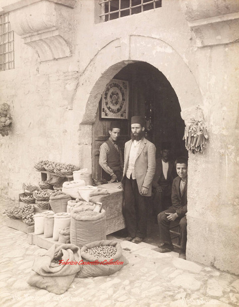 Marchand de semances, 860. 1890s