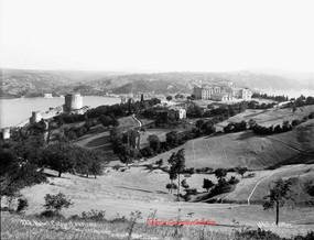 Robert College et environs 883. 1900