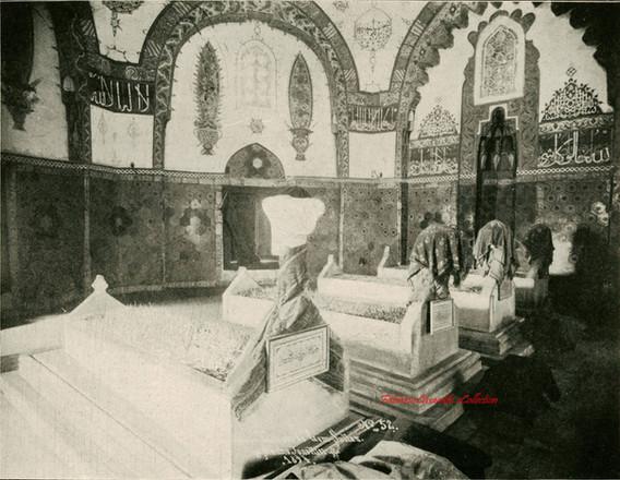 Tombeau de Cem Sultan 52. 1894