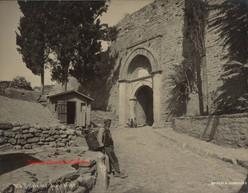 Entree des Sept Tours 718. 1890s