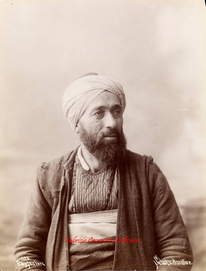 Paysan turc 229. 1880s