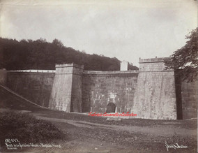 Bend de la Sultane Validee a Bagtche Keuy Reservoir 647. 1890s