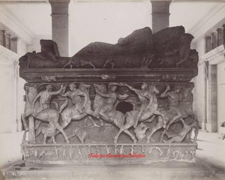 Sarcophage Sidamara 347. 1900s