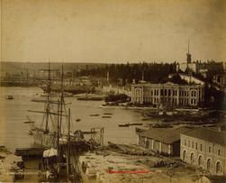 Vue panoramique de l'Arsenal 36. 1890s