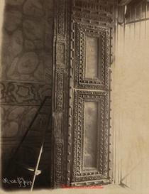 Ste Sophie la Porte de la Chambre des Pelerins 458. 1890s