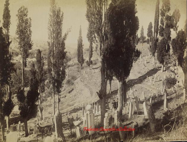 Cimetiere turc a Eyoub 183. 1880s