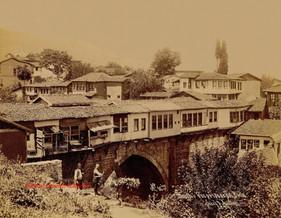 Brousse. Vue prise de Set Bachi 16bis. 1894