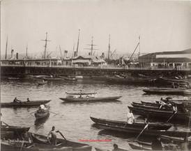 Le Pont de Galata. 1890s