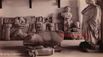Statue romaine 38. 1890s