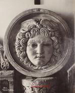 Tete de Meduse (musee archelogique) 7. 1900s
