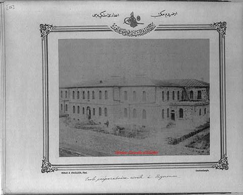 Erzurum High School