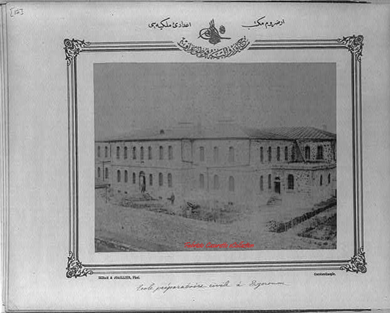 Erzurum High School